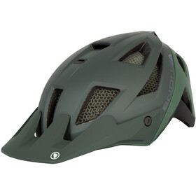Endura MT500 Koroyd Bike Helmet green